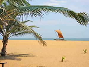 Rondreis Sri Lanka - strand