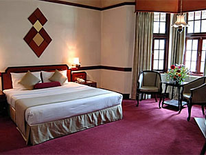 Nuwara Eliya accommodatie