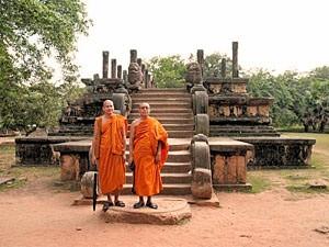 Sri Lanka cultuur - Polonnaruwa