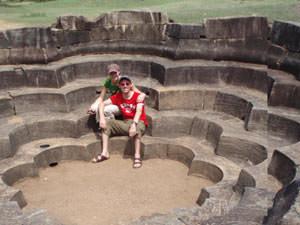 Polonnaruwa - Sri Lanka reizen