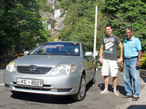 Reizen Sri Lanka individueel - chauffeur