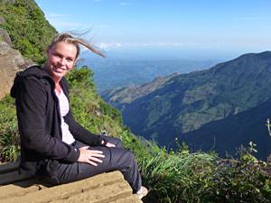 Sri Lanka reizen: bergwandeling