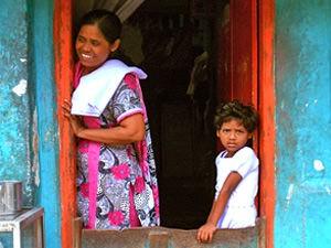 Kandy Sri Lanka bouwstenen - ontmoet de locals