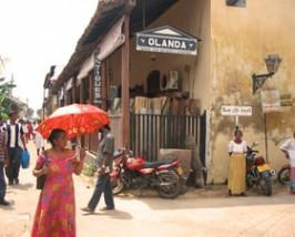 Sri Lanka bouwstenen - VOC sfeer in Galle
