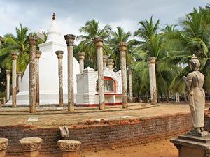 Reis Sri Lanka - Buddha beelden