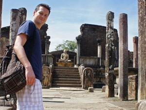 rondreis Sri Lanka - tempel ruines