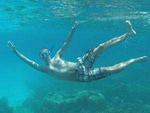Sri Lanka Trincomalee - snorkelen