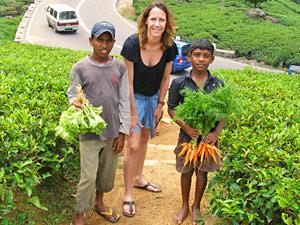 Sri Lanka vakantie - Nuwara Eliya