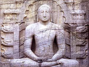 Reis Sri Lanka en Malediven - tempel