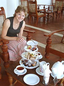 Sri Lanka gezondheid - restaurant
