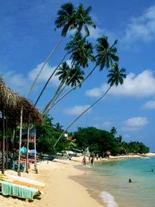 Sri Lanka Unawatuna - strandverblijf
