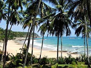 Tangalle strand - Sri Lanka