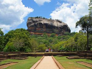 Sri Lanka Polonnaruwa - Sigiriya rots