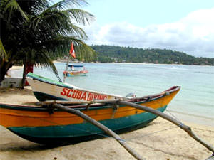 Sri Lanka reis - strand