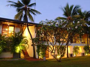 Hotel tijdens je Sri Lanka reis
