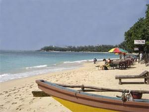 Sri Lanka - Unawatuna strand