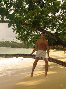 Sri Lanka reizen - strandwandeling