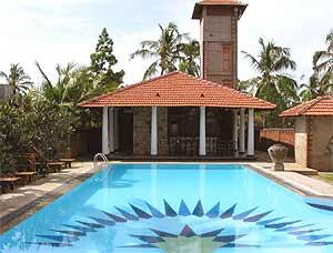 Sri Lanka cultuur rondreis - accommodatie