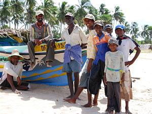 Sri Lanka oostkust - Trincomalee