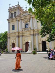 Sri Lanka klimaat - zonbescherming