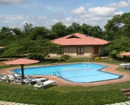 Zwembad bij je hotel - Yala