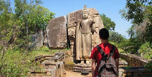 Rondreis Sri Lanka rotstempel