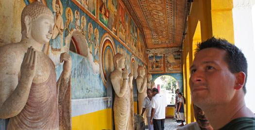 Sri Lanka reis - tempel