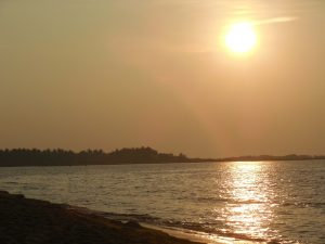 Kalpitiya Sri Lanka - strand