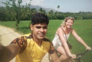 Fietsen in Sri Lanka, Wellawaya