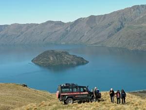 excursie wanaka nieuw zeeland