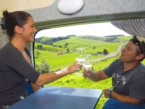 Kosten ter plaatse met camper