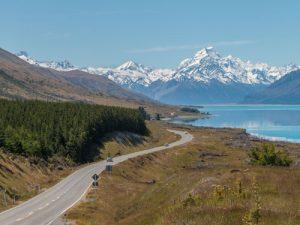 Nieuw-Zeeland reis Mount Cook