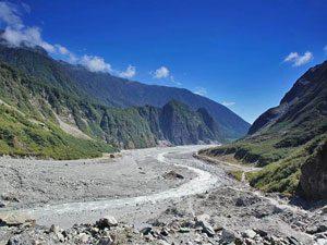 Nieuw Zeeland Fox Glacier