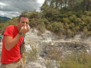 Rondreis Nieuw-Zeeland Noordereiland - Spuitende geisers
