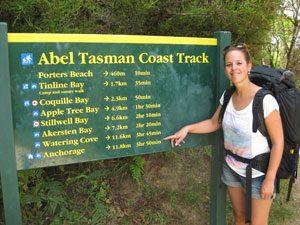 Nieuw-Zeeland - Abel Tasman Track