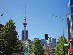 Nieuw Zeeland reis Auckland