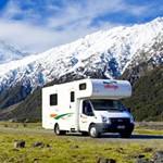 Vervoer Nieuw Zeeland camper