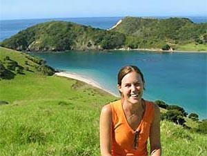 bay of islands strand nieuw zeeland