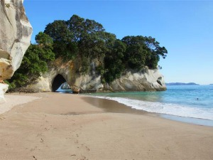 coromandel strand nieuw zeeland
