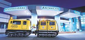 antarctic nieuw zeeland