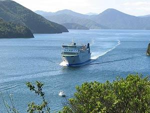 ferry naar picton nieuw zeeland
