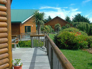 hokitika cabin nieuw zeeland