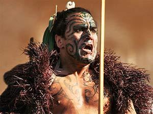 maori warrior nieuw zeeland