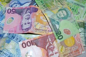 nieuw zeeland dollars