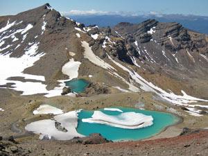 Nieuw Zeeland klimaat tongariro