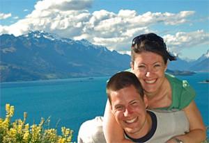 Nieuw Zeeland reis Zuidereiland