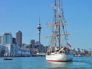 Reizen Nieuw-Zeeland Auckland