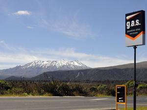 tankstation Autohuur Nieuw Zeeland