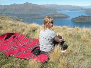 verblijf akaroa picknick nieuw zeeland