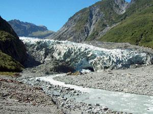 fox glacier nieuw zeeland
